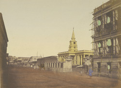 Council [House] Street, Calcutta